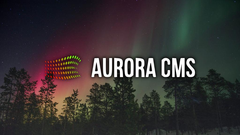 AuroraCMS