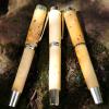 Wood Turned Pen Making Process